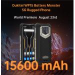 Oukitel WP15 Dual SIM 128GB 8GB Смартфон