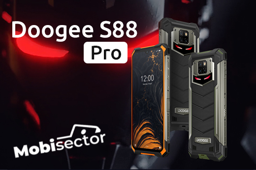 Doogee S88 Pro - Цена и Мощност и за най-взискателните