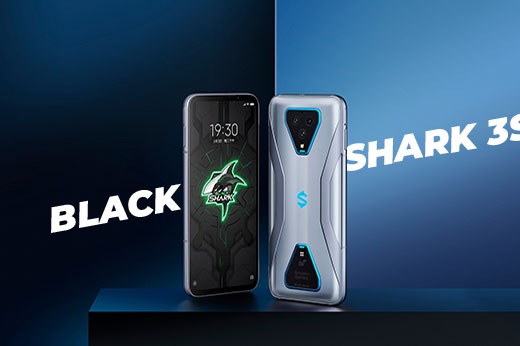 XIAOMI BLACK SHARK 3S Смартфон