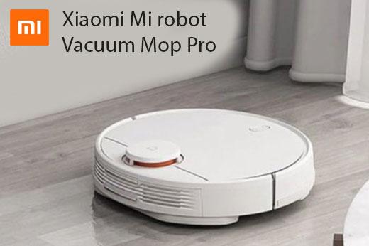 Идеалния домашен помощник - Xiaomi mi robot vacuum mop pro