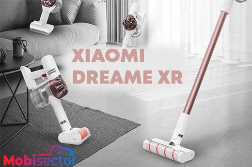 XIAOMI DREAME XR - високоефикасната безжична прахосмукачка от следващо поколение