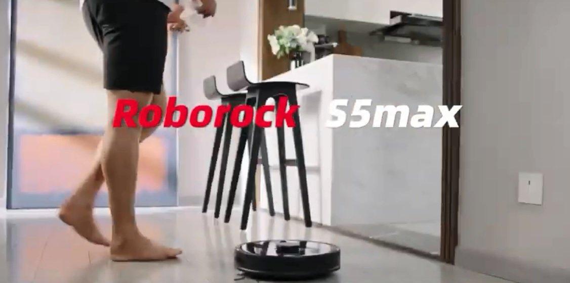 Roborock S5 Max - новини, цени и ревю